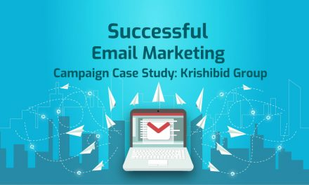 Successful Email Marketing Campaign Case Study: Krishibid Group